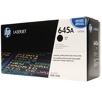 HP 645A Black Siyah 13.000 Sayfa Toner C9730A
