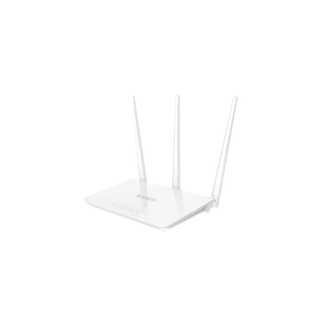 Tenda F3 300 Mbps 4 Port Router 3 Anten