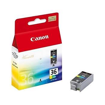 Canon CLI-36 Renkli Kartuþ IP100-110