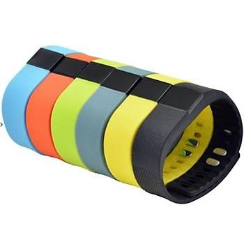 Elba-TW64 Akýllý Bileklik (Smart Bracelet) Renkli