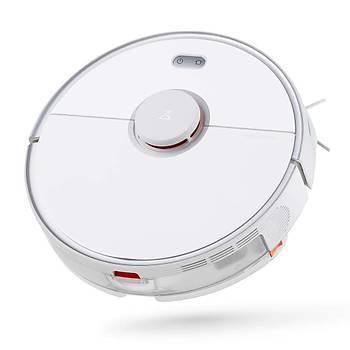 Xiaomi Roborock S5 Max Vacuum Cleaner Mop Robot Süpürge ve Paspas Beyaz