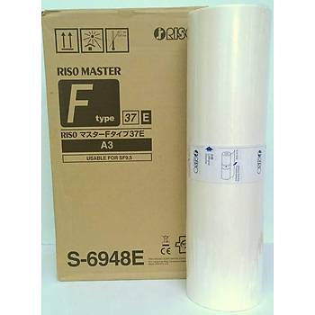 Riso S-6948 SF 5350 A3 Orjinal Master F type