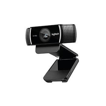 Logitech 960-001088 C922 Pro Stream Webcam V-U0028 Tripod Destekli