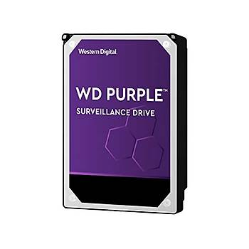 """Wd 10TB Purple WD102PURZ 7200 RPM 256MB Cache SATA 6.0Gb-s 3.5"""" Harddisk"""