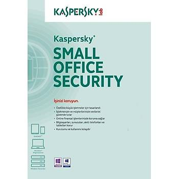 Kaspersky Small Office Security 5Pc+5Md+1Fs 3 Yýl