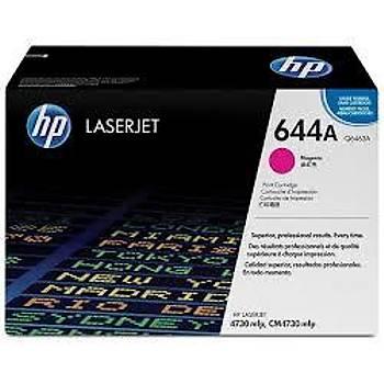 HP 644A Magenta Kýrmýzý 12.000 Sayfa Toner Q6463A