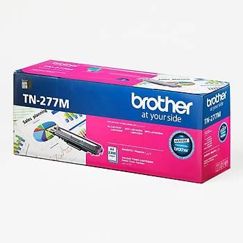 Brother TN-277M 2.300 Sayfa Magenta Kýrmýzý Toner HL-L3270CDW DCP-L3551CDW MFC-L3750CDW