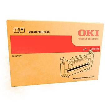 Oki MC760-770-780 60bin Sayfa Fuser Unitesi 45380003