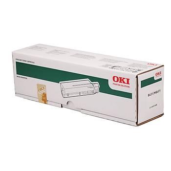 Oki B431-491 12 Bin Sayfa Black Siyah Toner 44917608