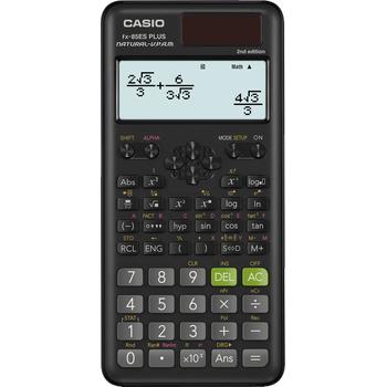 Casio FX-85ES PLUS 2. Versiyon Bilimsel Fonksiyonlu Hesap Makinesi