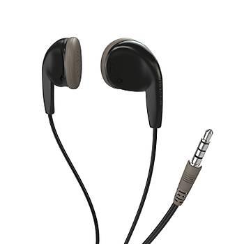 Maxell EB-98 Siyah Ear Bud Kulaklýk