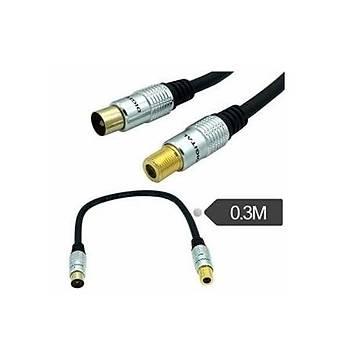 Hytech HY-P595 3.MT 9.5 TV M TO 9.5 TV F Anten Kablosu