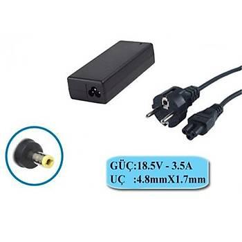 Compaxe CLH-306 Hp 65W 18.5V 3.5A 4.8-1.7 Notebook Adaptörü
