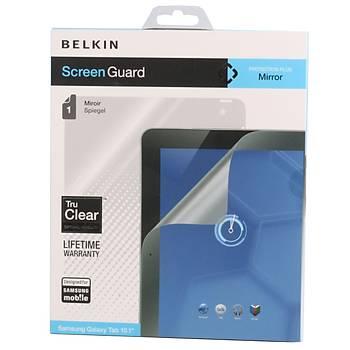 """Belkin Samsung Galaxy 10.1""""Tab. Ekran Koruyucu Film  Aynalý"""