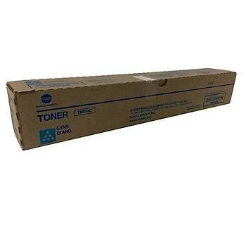 Konica Minolta TN-514C Cyan Mavi Orjinal Fotokopi Toneri Bizhup C458-558-658 26.000 Sayfa