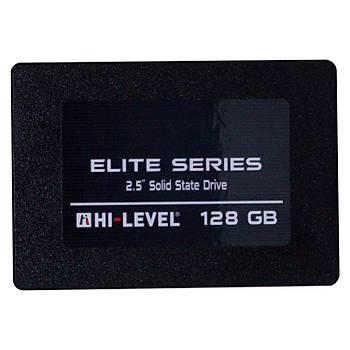 "Hi-Level 128GB Elite 560MB-540MB-s Sata 3 2.5"" SSD HLV-SSD30ELT-128G + Aparat"