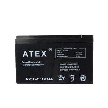 Atex AX-12V 12AH Bakýmsýz Kuru Akü
