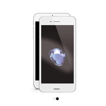 Ttec 2ECR03B Iphone 7 Beyaz airglass edgecolor Cam Ekran Koruyucu
