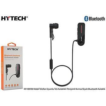 Hytech HY-XBK90 Mobil Telefon Uyumlu Tek Kulaklýk