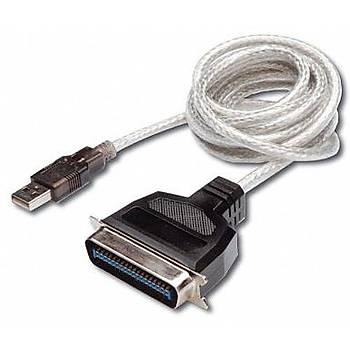 DIGITUS DC-USB-PM1 USB TO PARALEL YAZICI KABLOSU