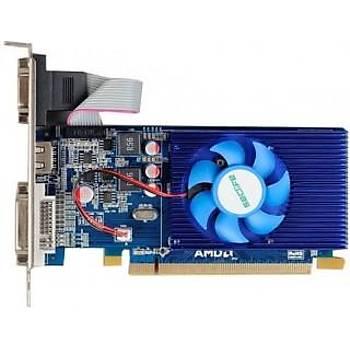 Seclife Radeon HD 6450 2GB DDR3 64Bit DVI HDMI VGA LP Single Fan Ekran Kartý