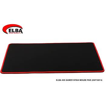 Elba 430 Game Siyah Mouse Pad (430-350-4)