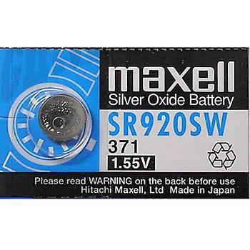 Maxell Sr-920Sw-371 10lu Paket Pil