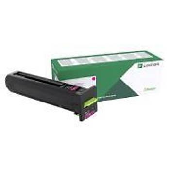 Lexmark 72K50Y0 8.000 Sayfa Magenta Kýrmýzý Toner CS820-CX820-CX825-CX860