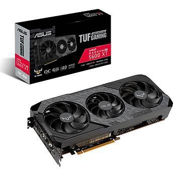 Asus Tuf3-RX5600XT-O6G-Evo-Gaming 6Gb Gddr6 192-bit 12 Gbps Hdmi-Dp Ekran Kartý
