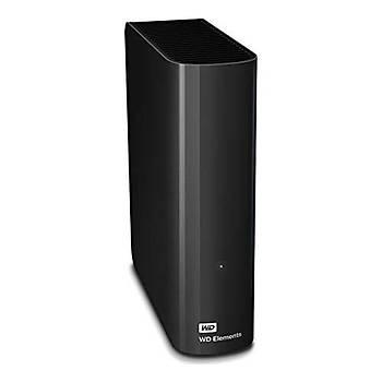 "Wd 14TB Elements 3.5"" WDBWLG0140HBK-EESN Siyah Harici Disk"