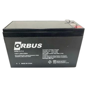 Orbus Orb-12v 7Ah Bakýmsýz Kuru Akü