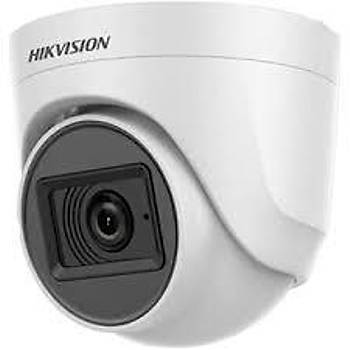 Hikvision DS-2CE76D0T-EXIPF TVI 1080P 2mp 2.8mm Sabit Lens Ir Dome Kamera