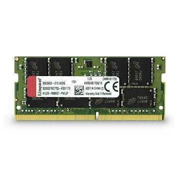 Kingston Ntb 16Gb 2400Mhz Ddr4 Kvr24S17D8-16 Notebook Ram