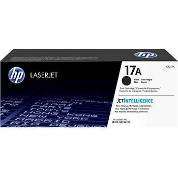 HP 17A Black Siyah 1.600 Sayfa Toner
