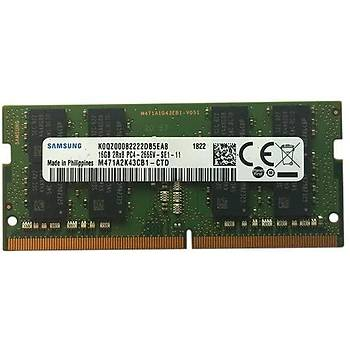 Samsung 16GB DDR4 2666Mhz SAMSO2666-16 Notebook Bellek Kutusuz