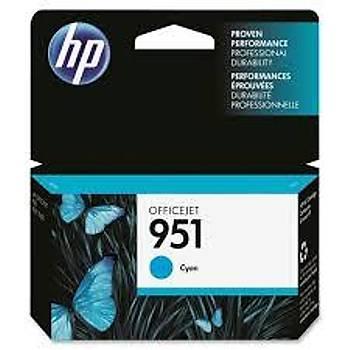 HP 951 Cyan Mavi Kartuþ CN050AE
