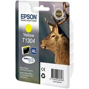 Epson  BX525-625 Yellow Sarý Mürekkep Kartuþ T13044022