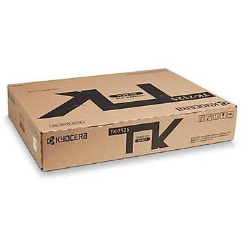 Kyocera TK-7125 Orjinal Fotokopi Toneri Taskalfa 3212i 20.000 Sayfa