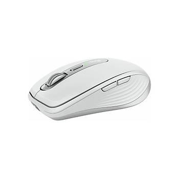 Logitech 910-005989 MX Anywhere 3 Grey 6 Tuþ 4.000DP Laser Kablosuz Mouse