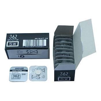 Maxell Sr-721Sw-362 10lu Paket Pil