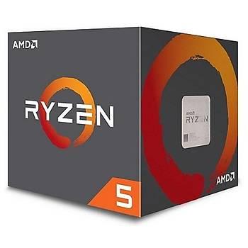 Amd Ryzen 5 1600 3.6/3.4GHz 19M 65W AM4+Wraith FANLI