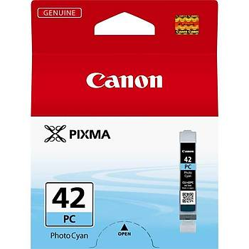 Canon CLI-42PC Photo Cyan Foto Mavi Mürekkep Kartuþ