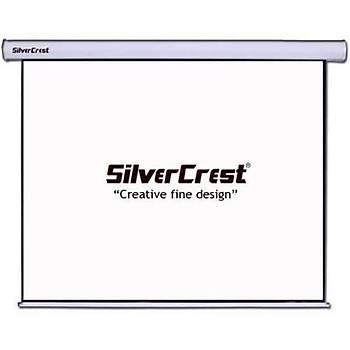 Everest PSEB240 240x200 Motorlu Projeksiyon Perdesi