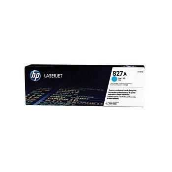 HP 827A Cyan Mavi 32.000 Sayfa Toner CF301A