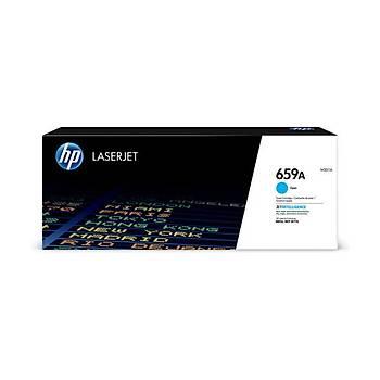 HP 659A Cyan Mavi 13.000 Sayfa Toner W2011A