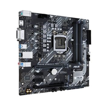Asus Prime B460M-A R2.0 Intel LGA1200 11.Nesil 128Gb DDR4 2933MHz M2 Hdmi-Dvi mATX Anakart