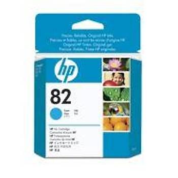 HP 82 Cyan Mavi 28ML Kartuþ CH566A
