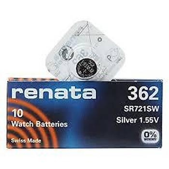 Renata Sr-721-362 10u Paket Pil