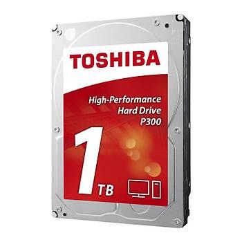 "Toshiba 1TB P300 High Performance 3.5"" Sata 3.0 Dahili Sabit Disk (HDWD110UZSVA)"