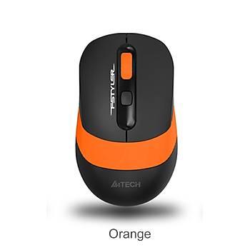 A4 Tech Fg10 Turuncu Nano Kablosuz Optik 2000 Dpý Mouse